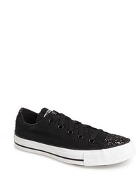 Black Low Top Sneakers