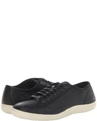 Black low top sneakers original 542844