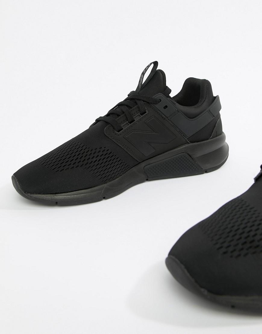 new balance 247 v2 black