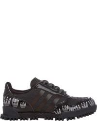 Mary Katrantzou Adidas X Monster Marathon Tr Sneakers Black