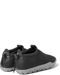 ... Nike Air Moc Tech Fleece Sneakers ... 8bd7fad632