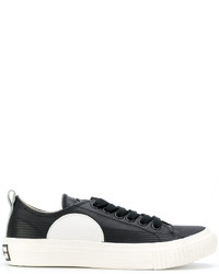 Alexander ueen plimsoll low top sneakers medium 5205857