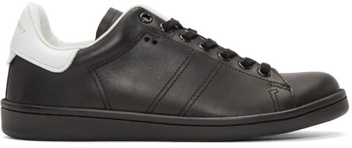 Isabel Marant Black Bart Sneakers