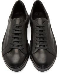 low top sneakers - Black Jil Sander H9yzq