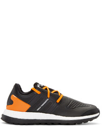 Black pureboost zg sneakers medium 952203