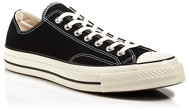 55195213d3b9a ... Low Top Sneakers Converse Chuck Taylor All Star 70 Lace Up Sneakers ...