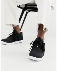 Jordan Nike 237 Trainers In Black Aj7312 010