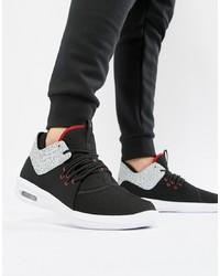 Jordan Nike First Class Trainers In Black Aj7312 002
