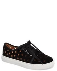 Corso Como Rasta Perforated Sneaker