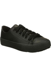 Skechers Gibson Hardwood Black Sneakers