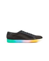 Saint Laurent Sl06 Gradient Sole Sneakers