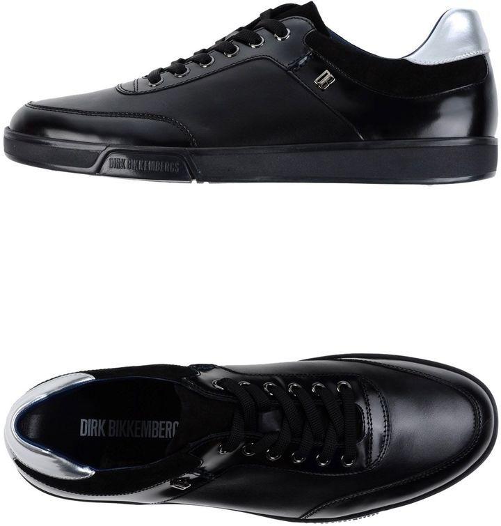 Dirk Bikkembergs Sneakers, $232 | yoox
