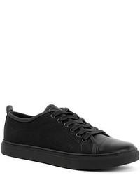 Topman Black Fashion Sneakers