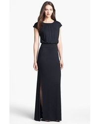 FELICITY & COCO Vienna Blouson Maxi Dress