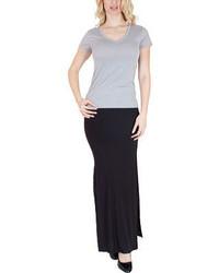 Agiato Maxi Skirt