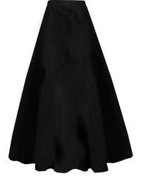 Maison Rabih Kayrouz High Rise A Line Maxi Skirt