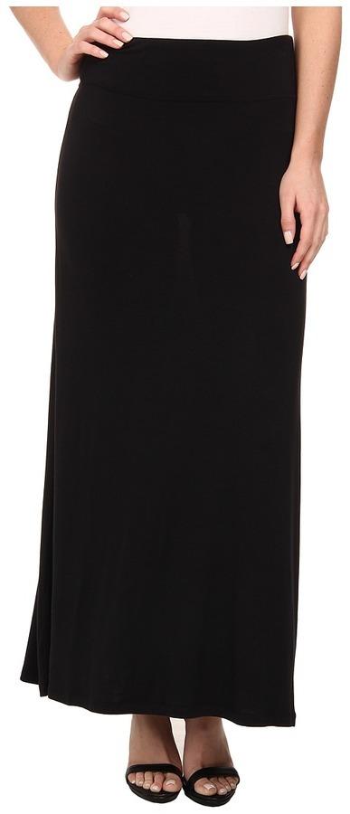 74a7335986 Kensie Light Weight Viscose Spandex Maxi Skirt Ks9k6s02 Skirt, $49 ...