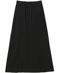 Joe Fresh Maxi Skirt Black