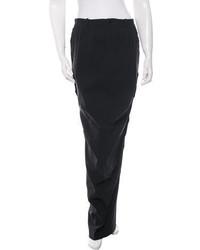Dolce & Gabbana Ruched Maxi Skirt