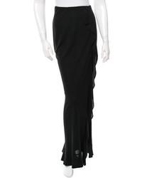 Dolce & Gabbana Ruffled Maxi Skirt