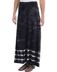 Aventura Clothing Tyra Maxi Skirt Organic Cotton Modal Tie Dye