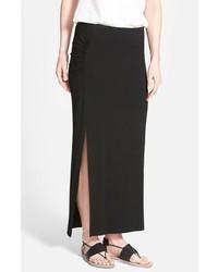 Vince Camuto Side Slit Maxi Skirt