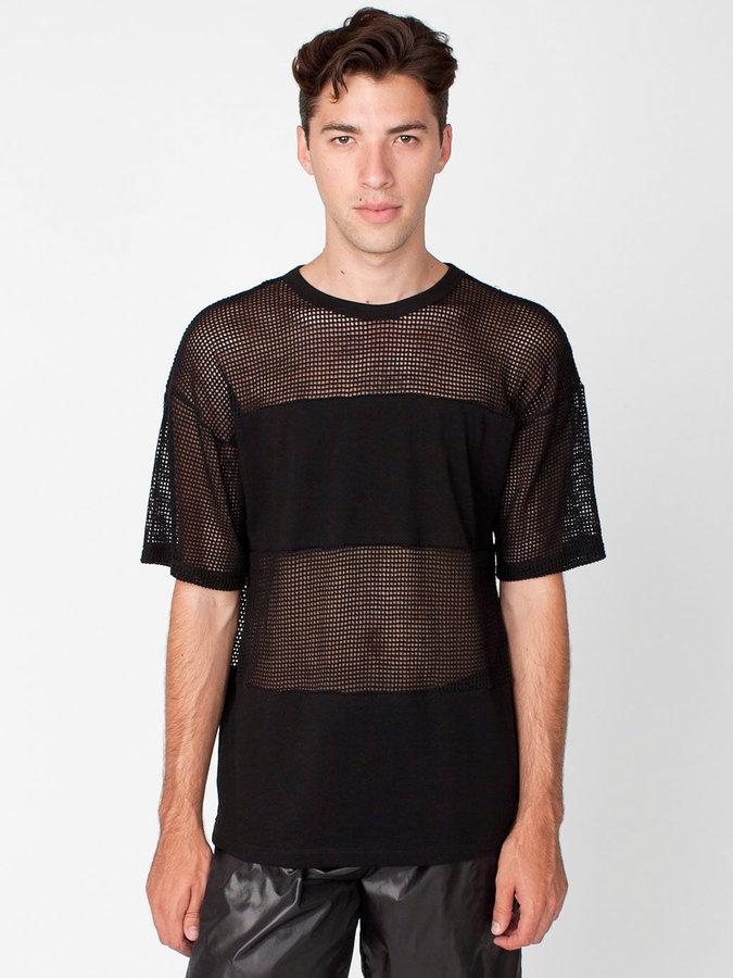 Mens Waffle Shirt