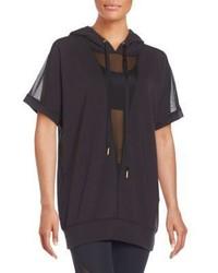 Mesh inset hoodie medium 799818
