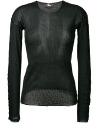 Lost Found Ria Dunn Long Sleeve Mesh T Shirt