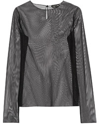 Tom Ford Stretch Mesh Top