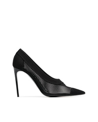 Stella McCartney 105 Fishnet Pointed Pumps