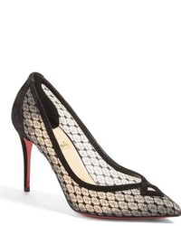Christian Louboutin Neoalto Pointy Toe Pump