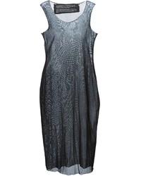 Rundholz Sheer Tank Dress
