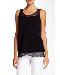 Eileen Fisher Open Stitch Tank