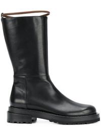 Marni Harness Strap Mid Calf Boots