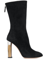 Sculpted heel fitted boots medium 5252091