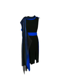 Maison Margiela Contrast Trim Dress