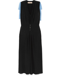 Marni Ed Two Tone Dress