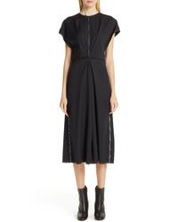 Loewe Inverted Tuck Draped Dress