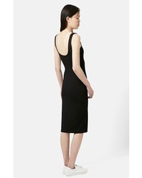 1cd5ee915d8ce Topshop Ribbed Body Con Midi Tank Dress, $38 | Nordstrom | Lookastic.com