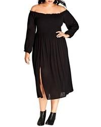 Vintage midi dress medium 4913430