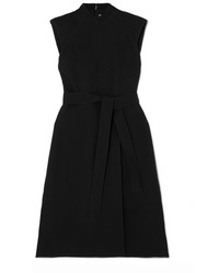 Burberry Wool And Midi Dress