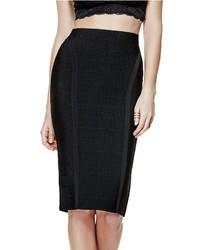 GUESS Michie Mirage Midi Skirt