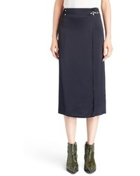 Acne Studios Palm Vi Midi Skirt
