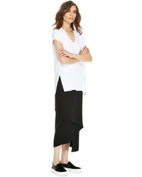 DKNY Pure Pull On Wrap Skirt
