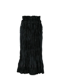 Sacai Textured Midi Skirt