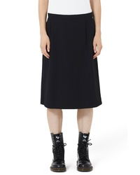 Marc Jacobs Wool A Line Skirt