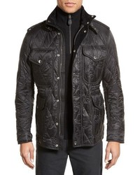 Burberry Brit Garrington Quilted Field Jacket
