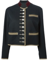 Jean paul gaultier vintage military jacket medium 453170