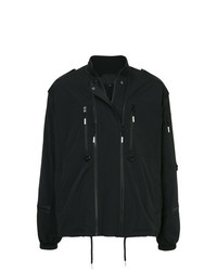 99% Is Loose Fit Zipped Jacket